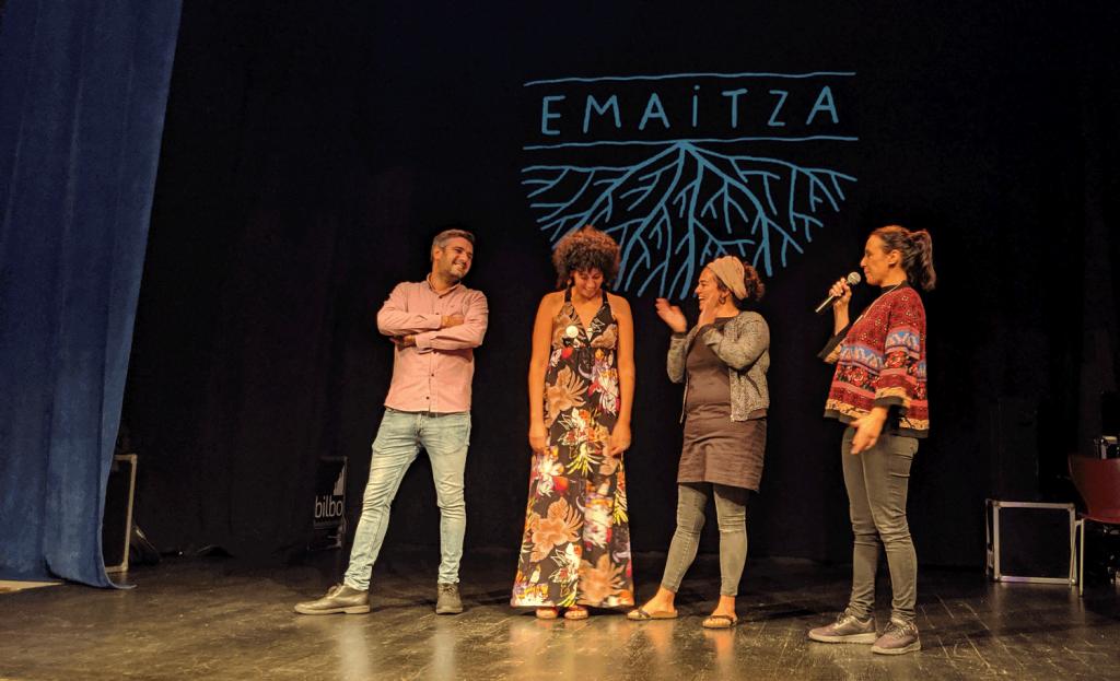 Emaitza, proyecto gastronómico para la inserción laboral de mujeres | Emaitza es un proyecto de cocina creativa ideado por errotik Cooperativa en Bilbao