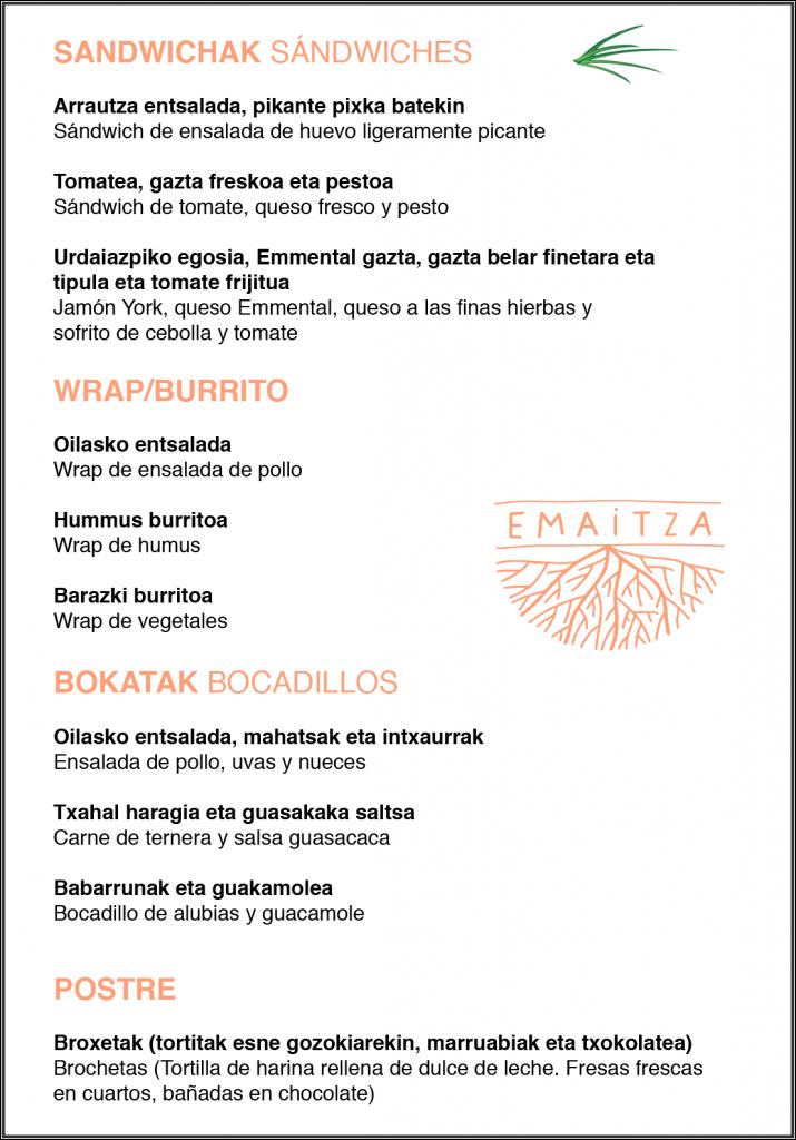 3er Evento Emaitza | Se ha celebrado el 3er evento gastronómico de Emaitza en la sede de Errotik Cooperativa feminista de Bilbao.